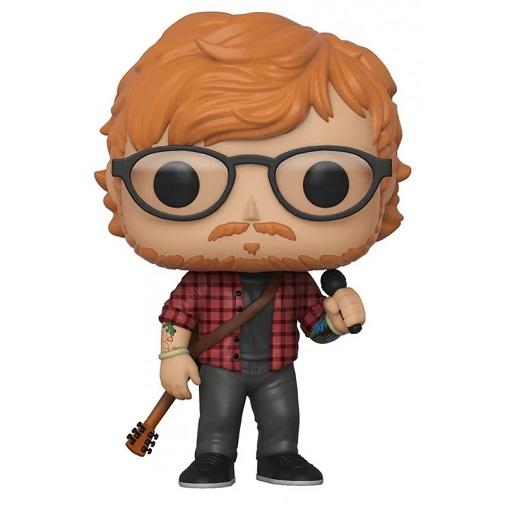Фигурка Эд Ширан Rocks Ed Sheeran 29529 Funko POP! Vinyl