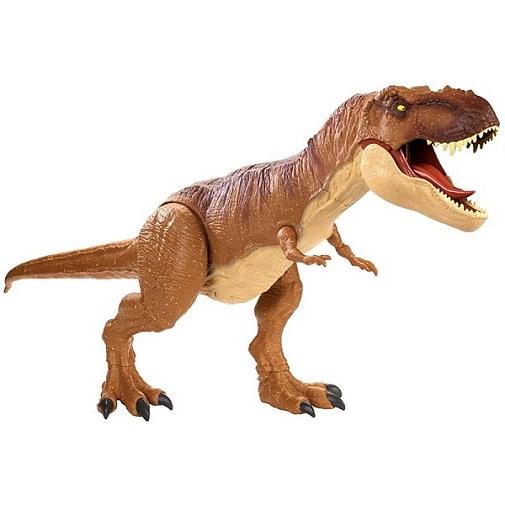 Фигурка функциональная Колоссальный Тиранозавр Рекс Jurassic World FMM63