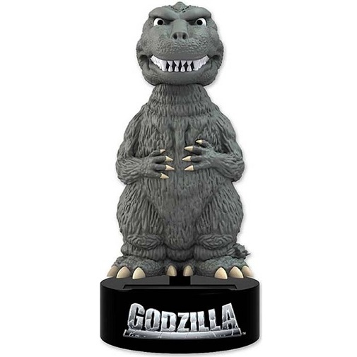 Neca Фигурка на солнечной батарее Godzilla 15 см