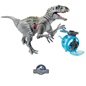 Игровой набор Индоминус Рекс Indominus Rex Vs. Gyro Sphere Jurassic World Hasbro