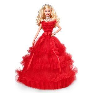 Кукла Барби Мили Блондинка юбилейная Millie 2018 Barbie Holiday Barbie Mattel FRN69
