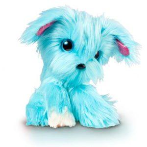 Мягкая игрушка Пушистик-потеряшка Голубой Scruff a Luvs
