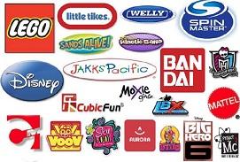 Мировые производители и бренды игрушек