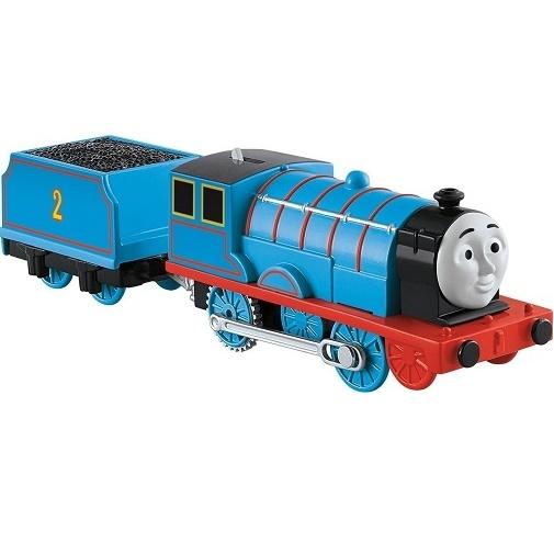 "Базовый паровозик ""Эдвард"" синий Thomas & Friends"