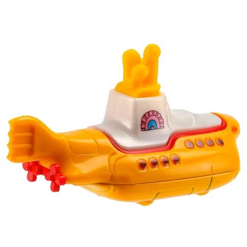 Hot Wheels Машинка The Beatles Yellow Submarine FLD07