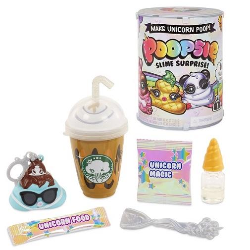 Игровой набор Делай Слайм Poopsie Surprise Unicorn Slime MGA