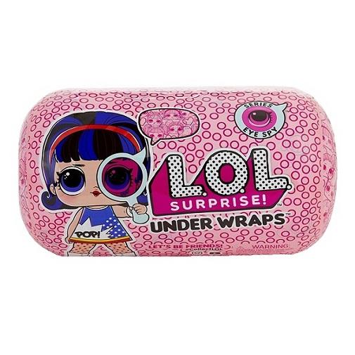 Игрушка кукла LOL капсула Декодер MGA Entertainment