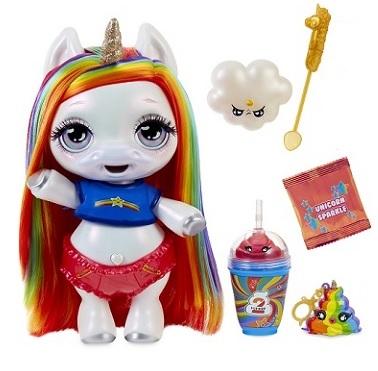 Кукла сюрприз Единорог Радужный Poopsie Surprise Unicorn Slime MGA