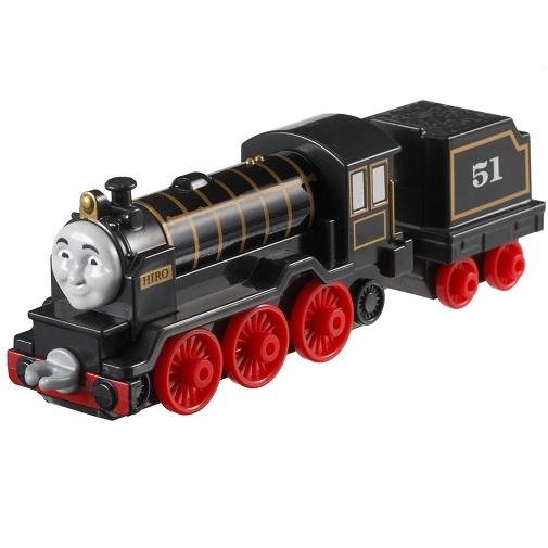 """Thomas & Friends Базовый паровозик """"Хиро"""" Черный"""