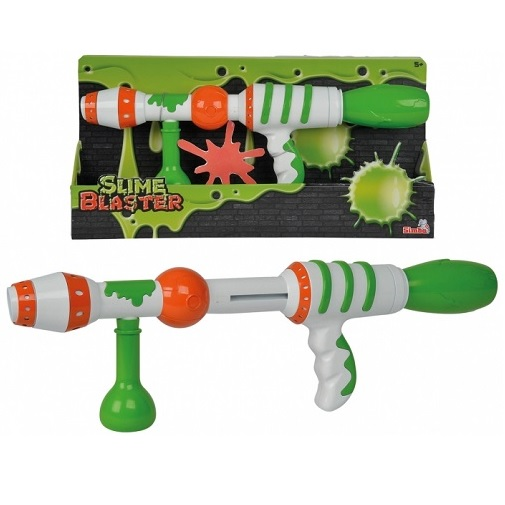 Бластер Slime стреляющий слизью Blaster Gun Zimpli Kids