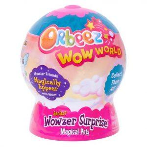 Игрушка сюрприз Волшебный шар Orbeez Wow World Wowzer Surprise Maya Toys