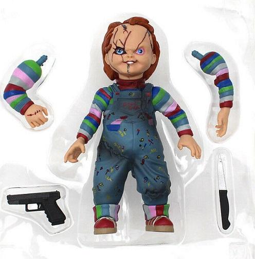 Игрушка Чаки Страшный злодей Chucky Neca
