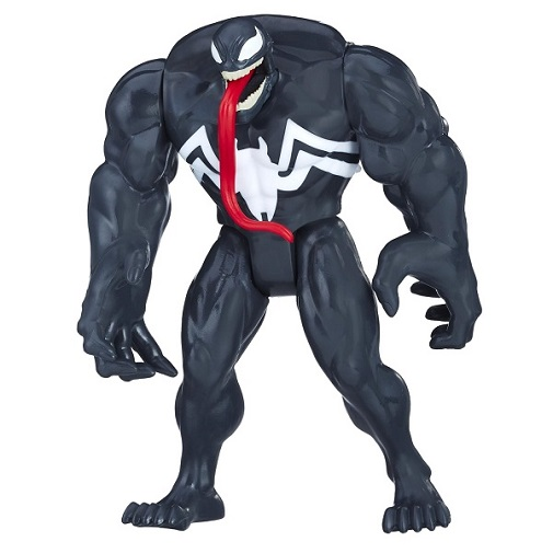 Игрушка Веном с аксессуарами Venom Hasbro Spider-Man