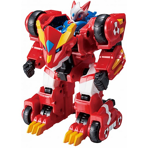 Игрушка-трансформер Мегароид Драка Monkart Bitcombo Young Toys