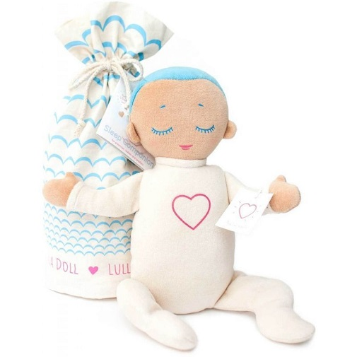 Кукла Лалла для успокоения младенцев Lulla Doll RoRo