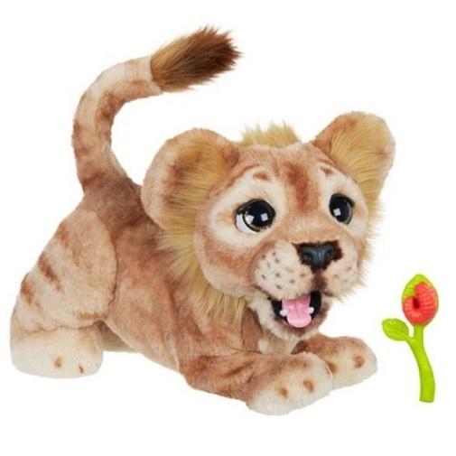Интерактивная игрушка Король Лев Симба FurReal Friends Hasbro