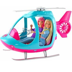 Вертолет Барби с аксессуарами Travel Helicopter 2019 Barbie FWY29