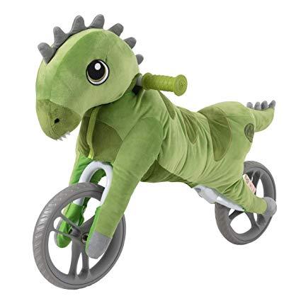Беговел со съемной игрушкой My Buddy Wheels Yvolution
