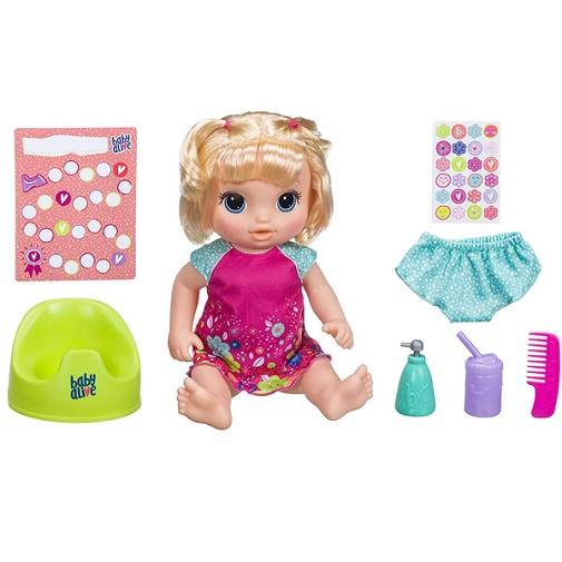 Кукла Baby Alive Танцующая Малышка Hasbro E0609