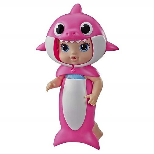 Кукла акула Baby Alive Shark Hasbro E8594