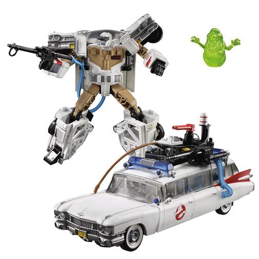 Трансформер автобот Эктотрон Transformers Ghostbusters Hasbro