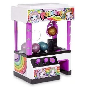 Домашняя аркадная игра Claw Machine Poopsie Surprise