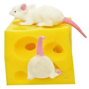 Игрушка Мышки в сыре антистресс Mice and Cheese Toy