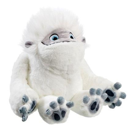 Мягкая игрушка Йети Эверест 35 см Yeti Abominable