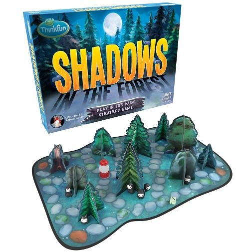 Настольная игра Тени в лесу Shadow in The Forest ThinkFun