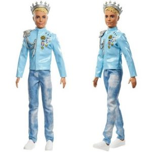 Кукла Кен Принц Ken Barbie Princess Adventure Mattel