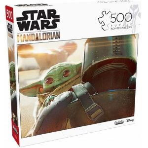 Baby Yoda Puzzle Star Wars: The Mandalorian