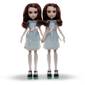 Кукла коллекционная Alexie & Alexa Grady Shining Twins Monster High GNP21 Collector Doll 2020