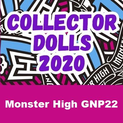 Кукла коллекционная Monster High GNP22 Collector Doll 2 2020