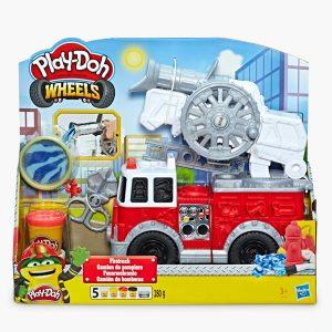 Набор для лепки Play-Doh Пожарная Машина E6103 Hasbro
