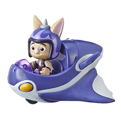 Игрушка фигурка Бадди с реактивным автомобилем Отважные птенцы Top Wing Hasbro