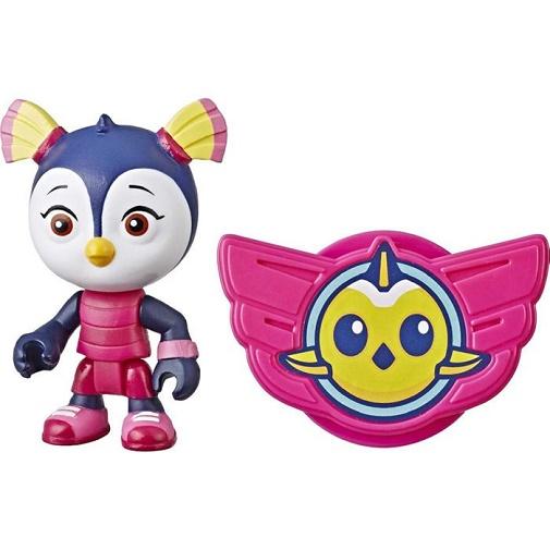 Игрушка фигурка Пенни 10 см с медалью Отважные птенцы Top Wing Hasbro