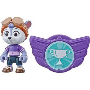 Игрушка фигурка Ширли 10 см с медалью Отважные птенцы Top Wing Hasbro