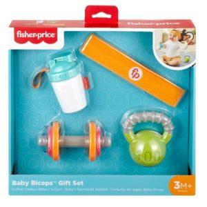 """Набор для малыша """"Детский бицепс"""" Baby Biceps, Fisher-Price GJD49"""