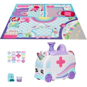 Набор скорой помощи Kindi Kids Fun Unicorn Ambulance