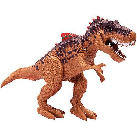 Подвижная фигура Тираннозавр (свет, звук) Chap Mei