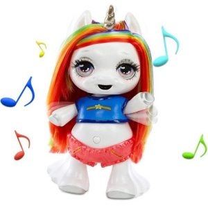 Танцующий единорог Poopsie Surprise Dancing Unicorn Rainbow Brightstar
