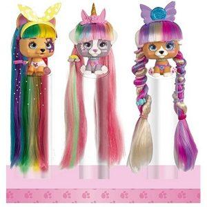 VIP Pets Питомец Сюрприз из волос (меняет цвет) IMC Toys