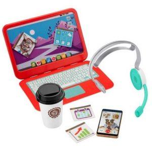 Домашний игрушечный Офис Fisher-Price GMN43