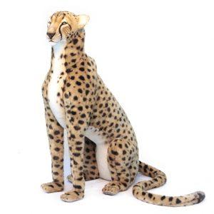Большая мягкая игрушка Гепард сидящий 110 см Hansa Creation 6543