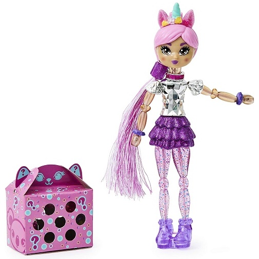 Кукла-браслет Глитси Битси Twisty Girlz от Spin Master