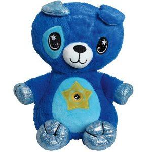 Мягкая игрушка ночник-проектор Star Belly