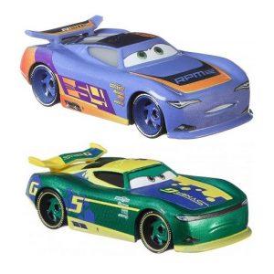 Набор Cars из 2 базовых машинок Тачки: Барри ДеПедал и Эрик Брейкер GKB76