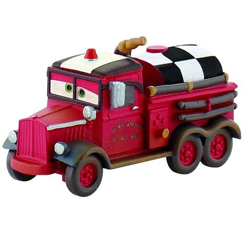 Фигурка машина Мэйдэй Пожарный Mayday Planes Cars