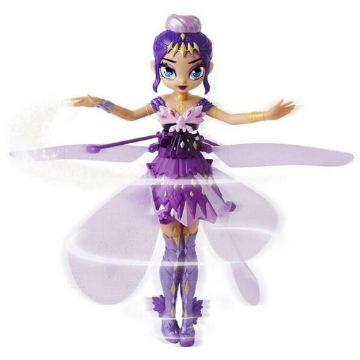 Летающая кукла Фея Crystal Flyers, Hatchimals Pixies Spin Master