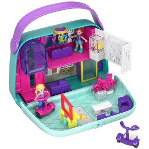 Набор Polly Pocket с фигурками В торговом центре Mattel FRY35